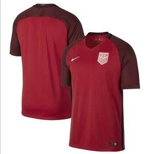 2017 USA soccer jersey